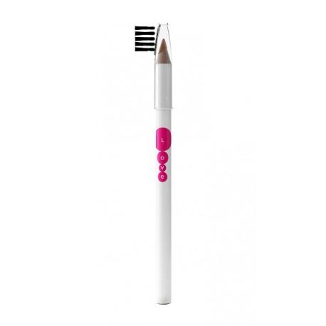 Kallos Love tužka na obočí 02 (Středně hnědá) - Kallos Love Eyebrow Pencil
