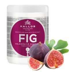 Kallos Fík maska 1000 ml - Kallos Fig Hair Mask