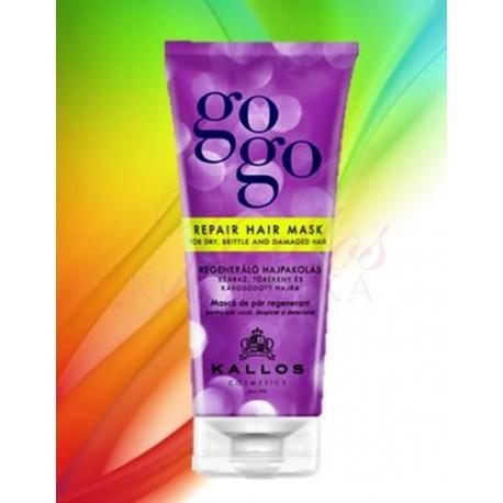 Maska na vlasy Kallos GoGo Repair