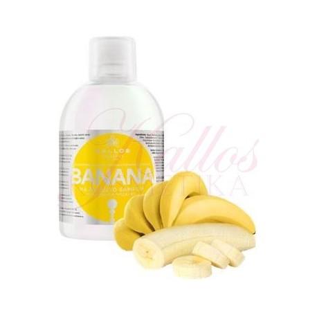Kallos Banana Shampoo - Kallos banánový šampon