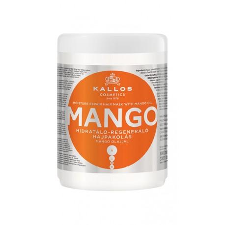 Kallos Mango maska 1000 ml - Kallos Mango Mask