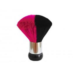 Duko ometací štětec růžová/černá
